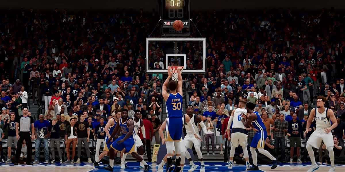 Are you ready for NBA 2K22?