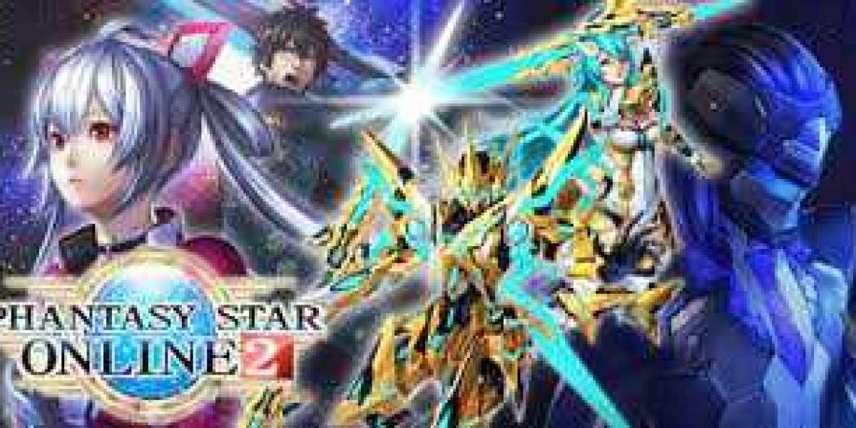 Phantasy Star Online 2 New Genesis revela algumas novidades