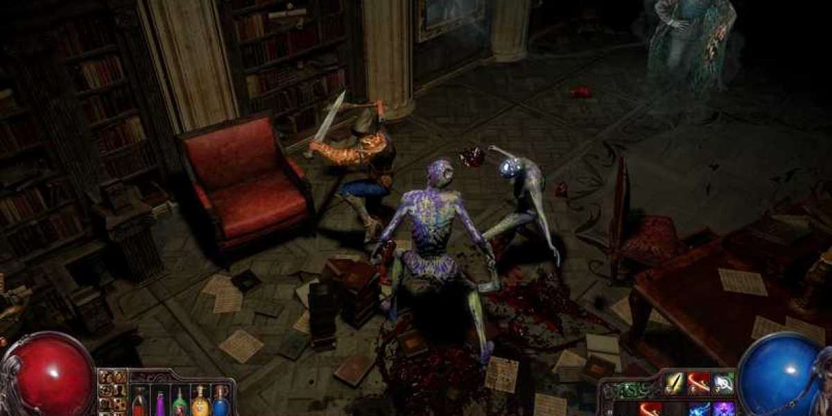 Path of Exile 3.15 expansion has begun