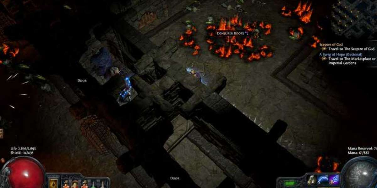 Path of Exile: Various details released by Expedition