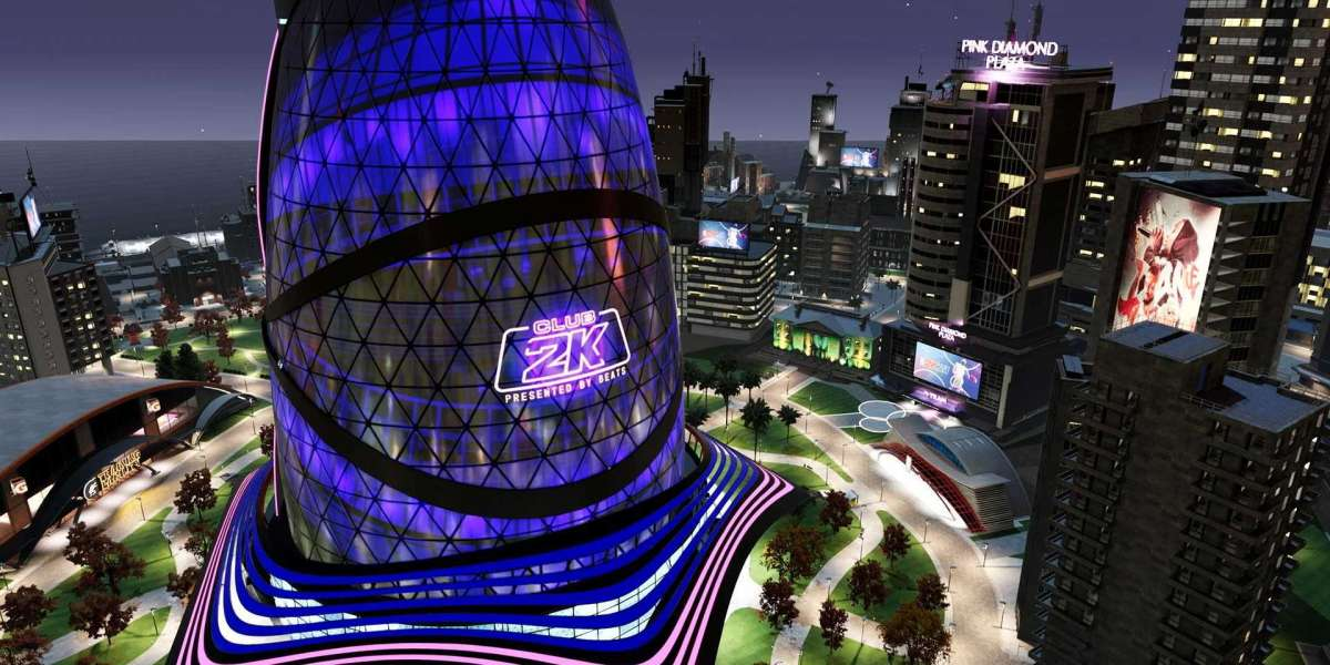 """""""NBA 2K22"""": The City and Other Special System New Information Announced"""