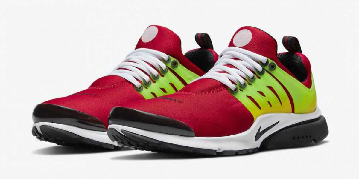 """CT3550-600 Nike Air Presto """"University Red"""" will be released"""