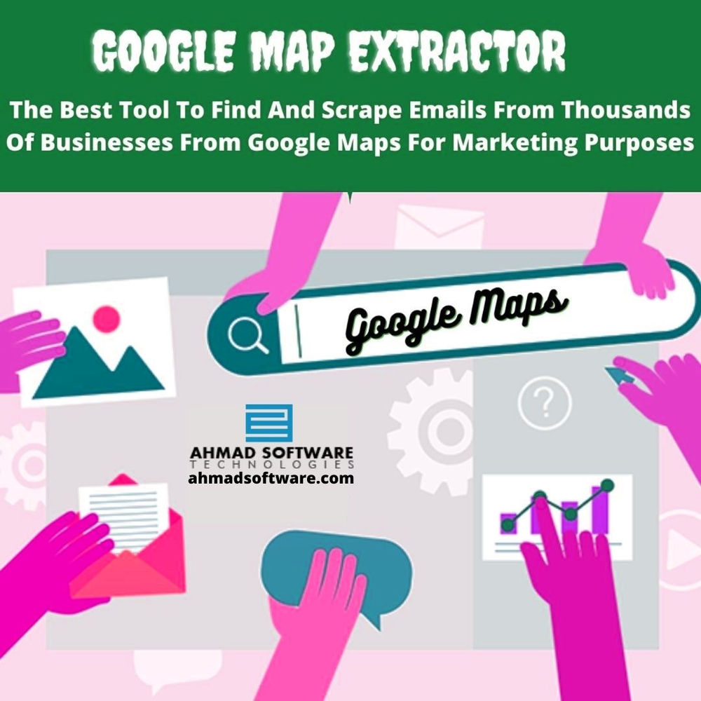 How Can I Collect A B2B email Database From Google Maps?
