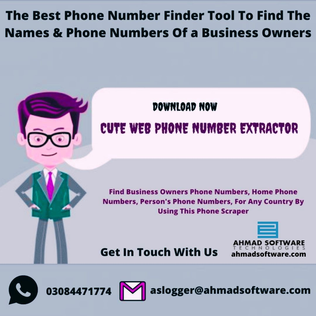 How Can I Find Business Owners Phone Numbers? | by Max William | Sep, 2021 | Medium