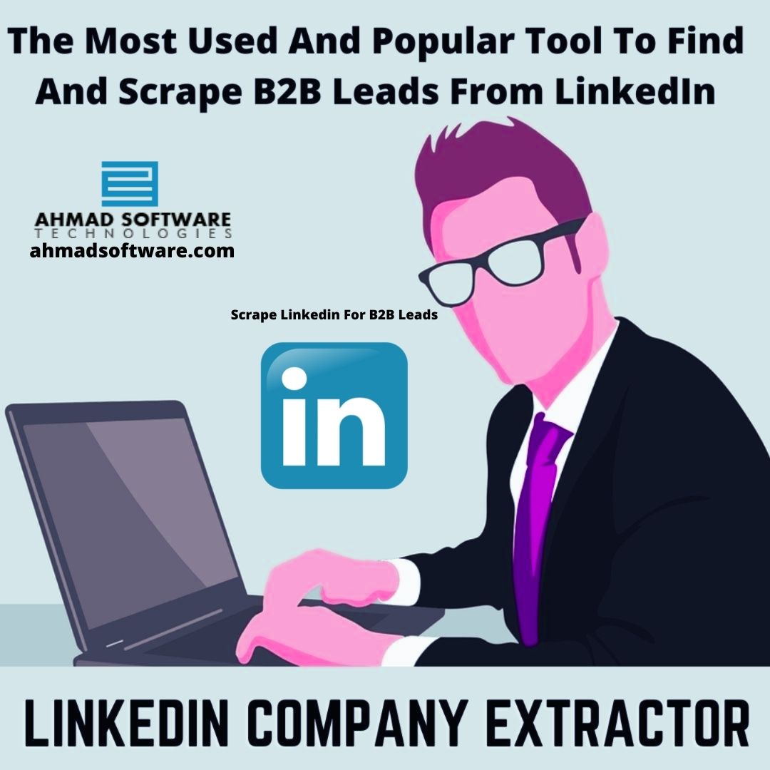 How Can I Scrape LinkedIn Data For Business Leads?