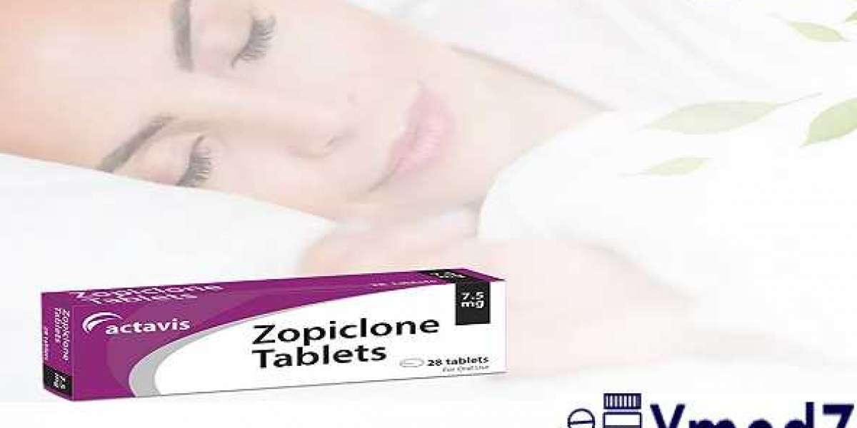Best Sleeping Pills Zopiclone Online UK To Get Rid of Short-Term Insomnia