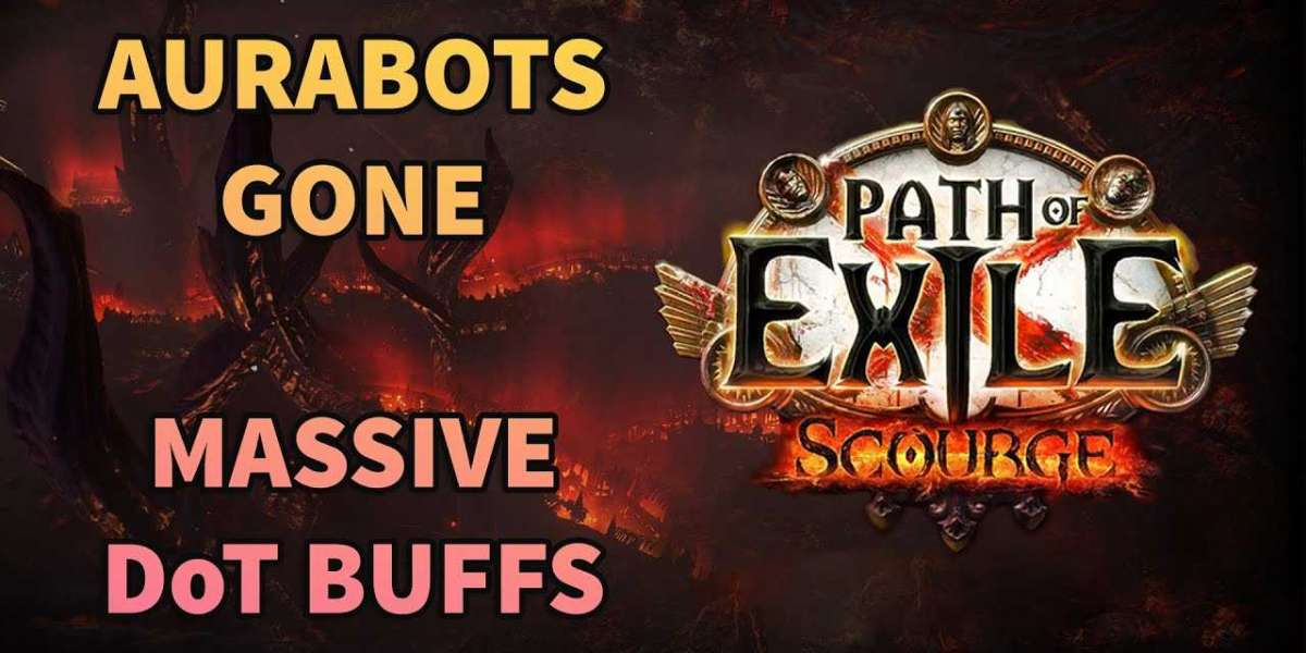 Path Of Exile 3.16 Scourge allows players to fight against invading demons