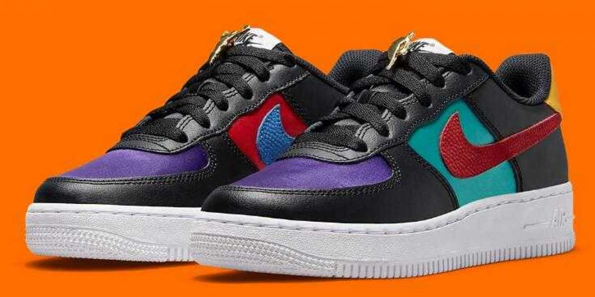 NBA And WNBA Lacelocks Dress Up This Upcoming Nike Air Force 1 Low