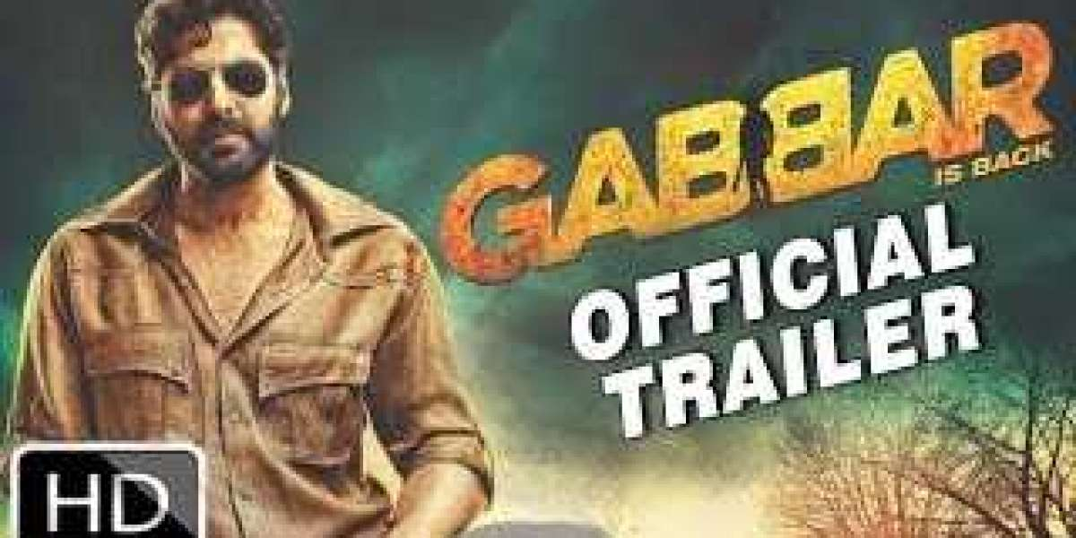 Gabbar Is Back Movie Torrent Watch Online Dvdrip Free